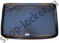 Коврик в багажник на Renault Clio IV hb (12-)