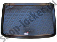Коврик в багажник на Renault Duster 2WD (10-)