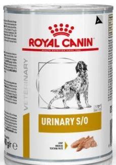 Корм для собак Royal Canin (Роял Канин) URINARY S/O при мочекаменной болезни, 410 г