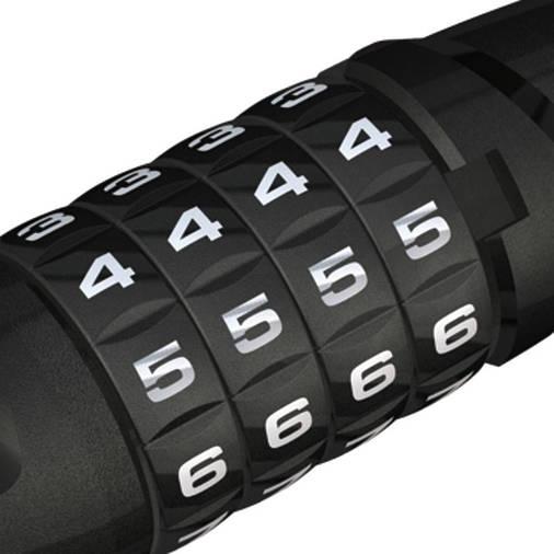 Велозамок ABUS 1385/85 Tresor Black, фото 2