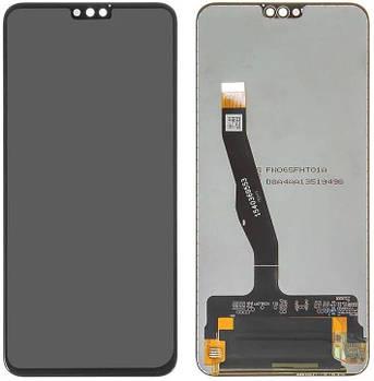 Дисплейный модуль Honor 8X Black (восстановленный)