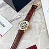 Мужские механические брендовые наручные часы  Brücke J055 Brown-Cuprum .ОРИГИНАЛ!, фото 6