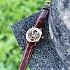 Мужские механические брендовые наручные часы  Brücke J055 Brown-Cuprum .ОРИГИНАЛ!, фото 4