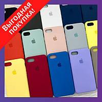Силіконовий чохол Silicone Case Apple iPhone 6s, 6 plus, 6s plus, 7 plus, 8 plus, 7, 8, X, Xs, Xr, Xs Max