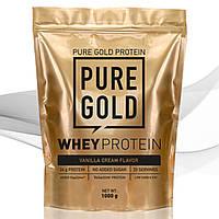 Изолят сывороточного протеина Pure Gold Protein Whey Proitein 1000 gr