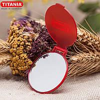 Маленькое складное карманное зеркало TITANIA 1505L