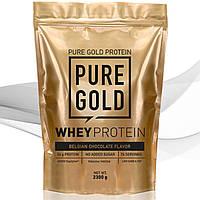 Изолят сывороточного протеина Pure Gold Protein Whey Proitein 2300 gr
