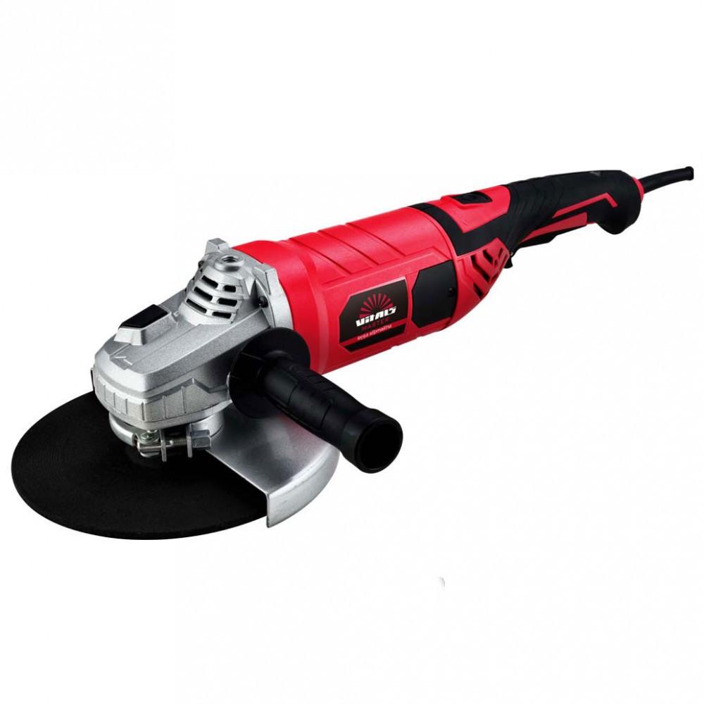 Угловая шлифовальная машина 230 мм, Vitals Master Ls2324BRc power+ (80535)