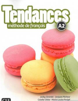Tendances A2 Livre de l'eleve + DVD-ROM