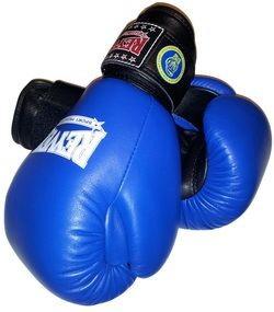 REYVEL Перчатки боксерские одобренные Федерацией бокса Украины (ФБУ)