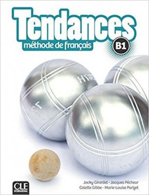 Tendances B1 Livre de l eleve + DVD-ROM