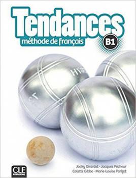 Tendances B1 Livre de l'eleve + DVD-ROM