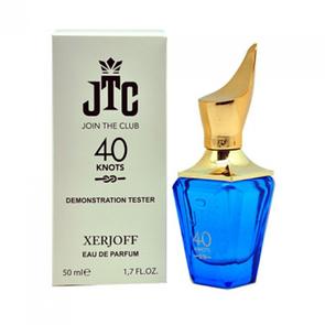 Xerjoff JTC 40 Knots TESTER унисекс, 50 мл