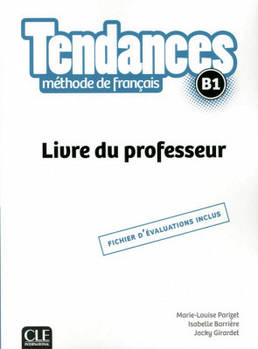 Tendances B1 Livre du Professeur