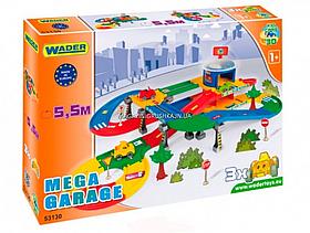 Парковка дитяча «Kid cars 3D» - (траса, 2 поверхи, 3 машинки) 5,5 м