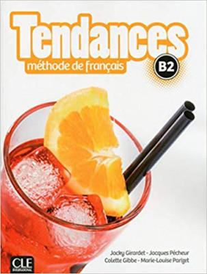 Tendances B2 Livre de l'eleve + DVD-ROM