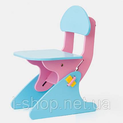 Зростаючий дитячий стілець, фото 2