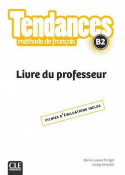 Tendances B2 Livre du Professeur