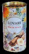 "Чай черный ""Магия тепла"" LOVARE 80 гр. тубус"