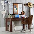 Стол письменный компьютерный из дерева133, фото 5