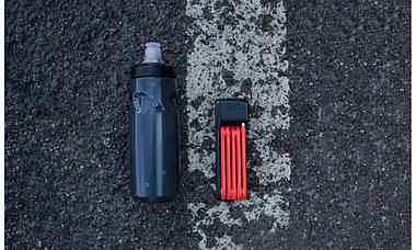 Велозамок ABUS 6055/60 Mini Bordo Lite Black, фото 3