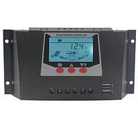 Контроллер 30А 12/24В PWM + USB WP3024D JUTA