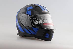 Шлем скорпион м162  модуляр, фото 3
