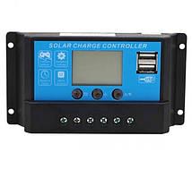 Контроллер 20А 12/24В+USB DY2024 JUTA