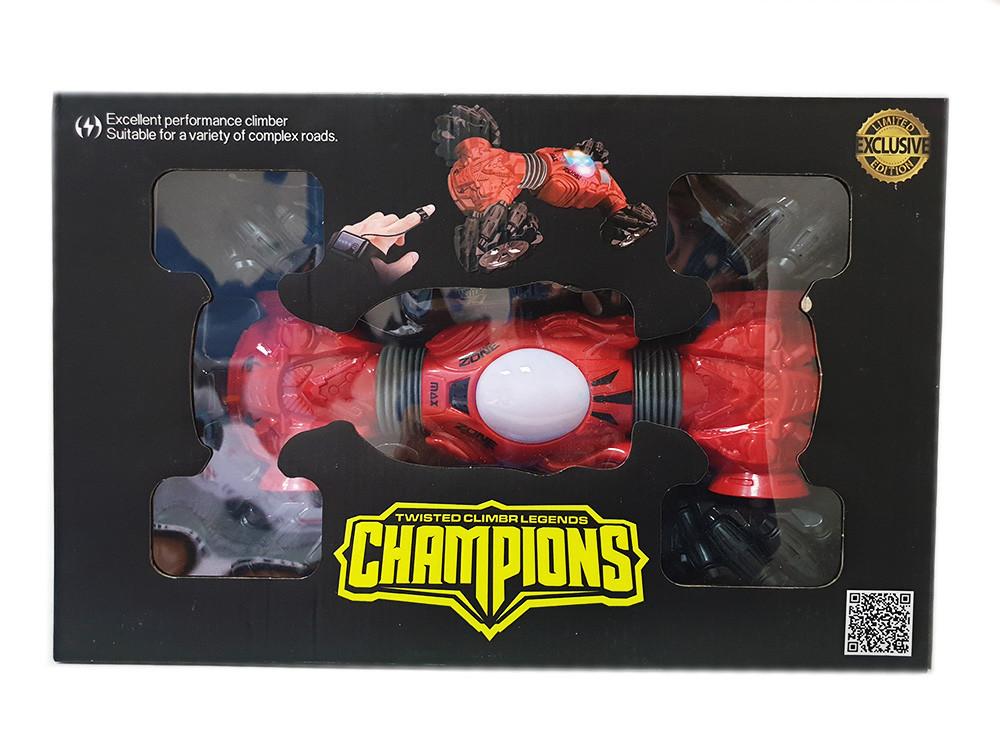Машина трюковая,перевертыш  2766 Champions