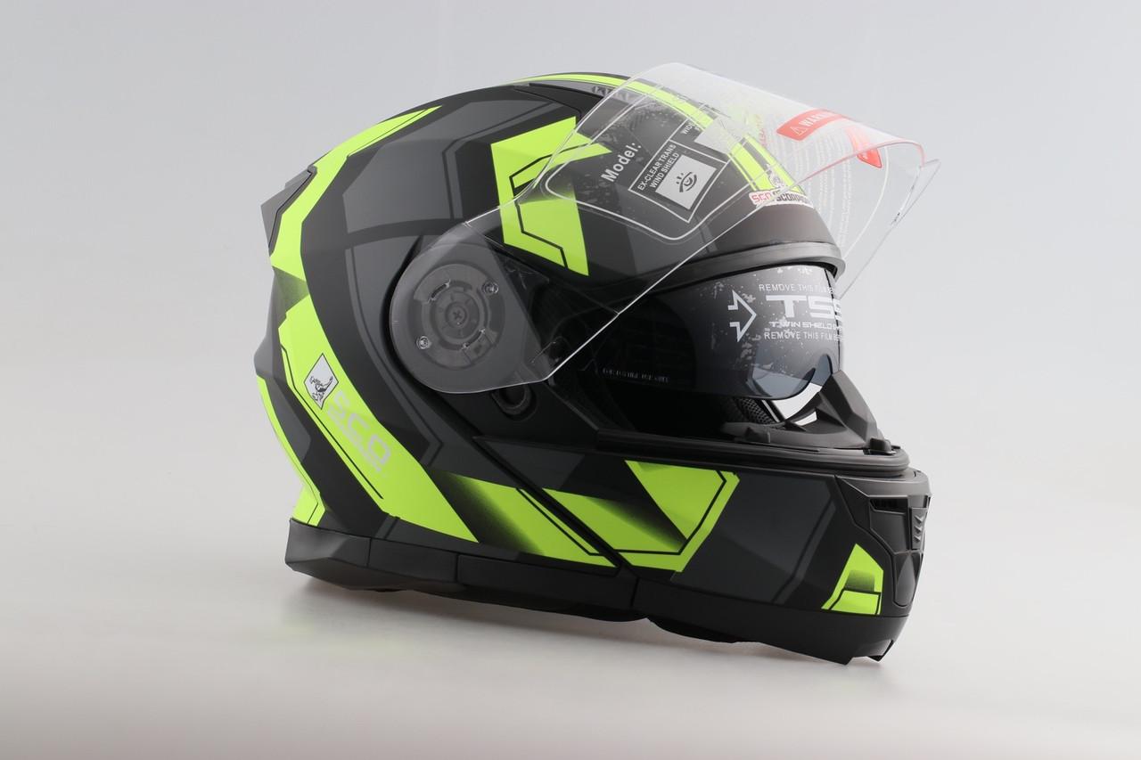 Шлем скорпион м162  модуляр