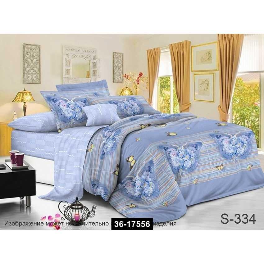 Комплект постельного белья с компаньоном S334, 36-17556