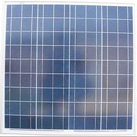 Солнечная батарея (панель) Axioma 50Вт, 12В, поликристаллическая