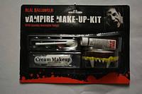 Набор для макияжа вампира + зубы