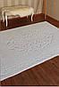 Натуральный серый хлопковый ковер 80*150 см Ceren 100% Хлопок, Турция, фото 6