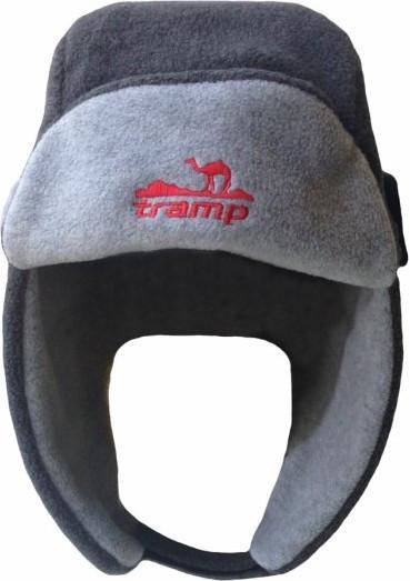 Зимняя шапка ушанка Tramp TRCA-005-L/XL Gray