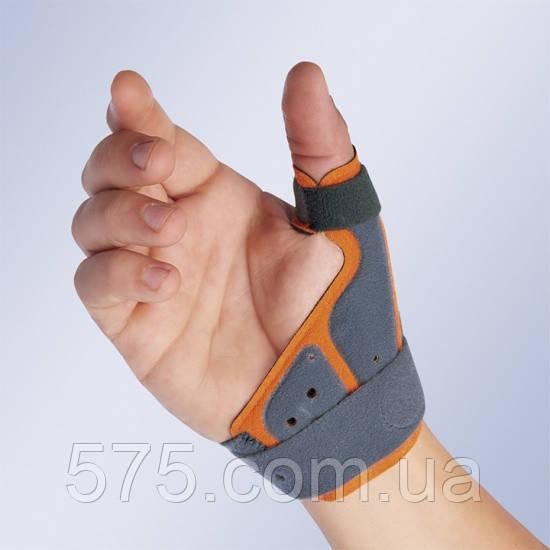 Жорсткий ортез першого пальця кисті з шиною