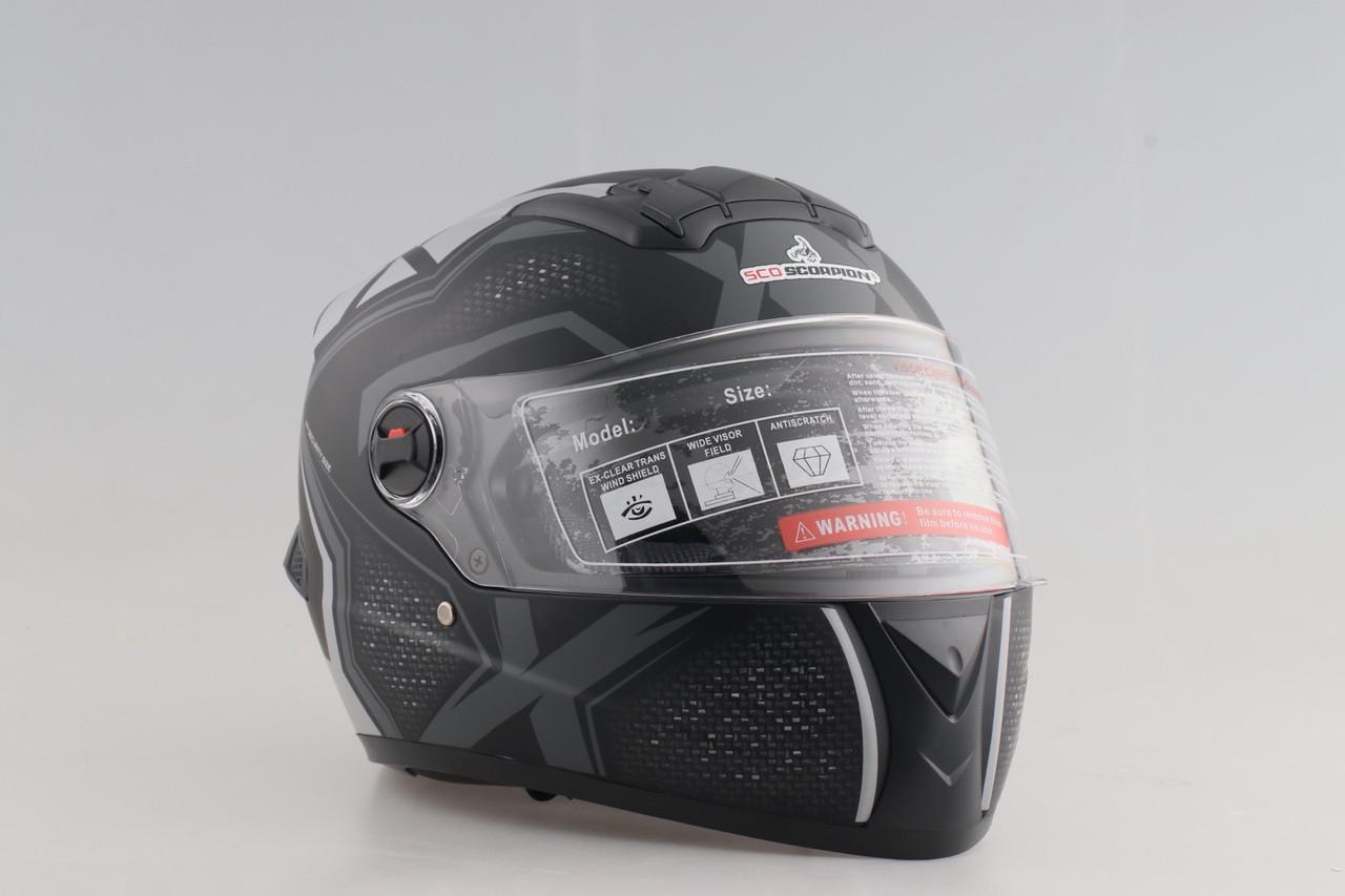 Шлем скорпион м61