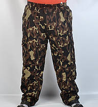 Брюки мужские камуфляжные - зима, фото 2