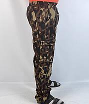 Брюки мужские камуфляжные - зима, фото 3
