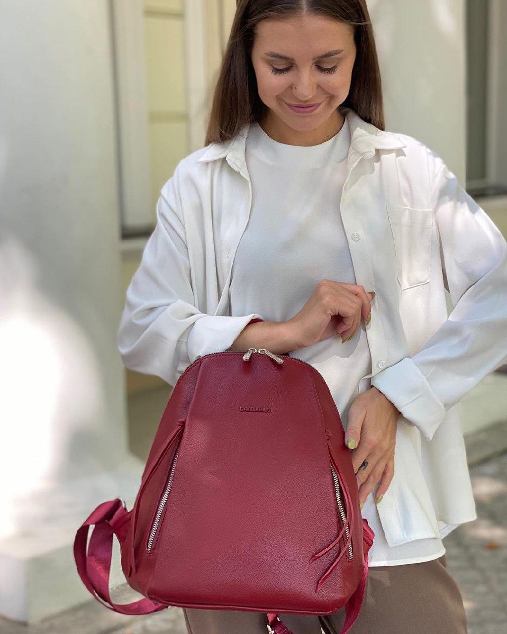 Рюкзак женский david jones из эко-кожи