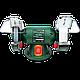Заточной станок DWT DS-250 GS (гарантия 2 года, точило, абразивный диск 2шт), фото 6