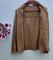 Мужская куртка ветровка размер наш 58 (Р-45), фото 2