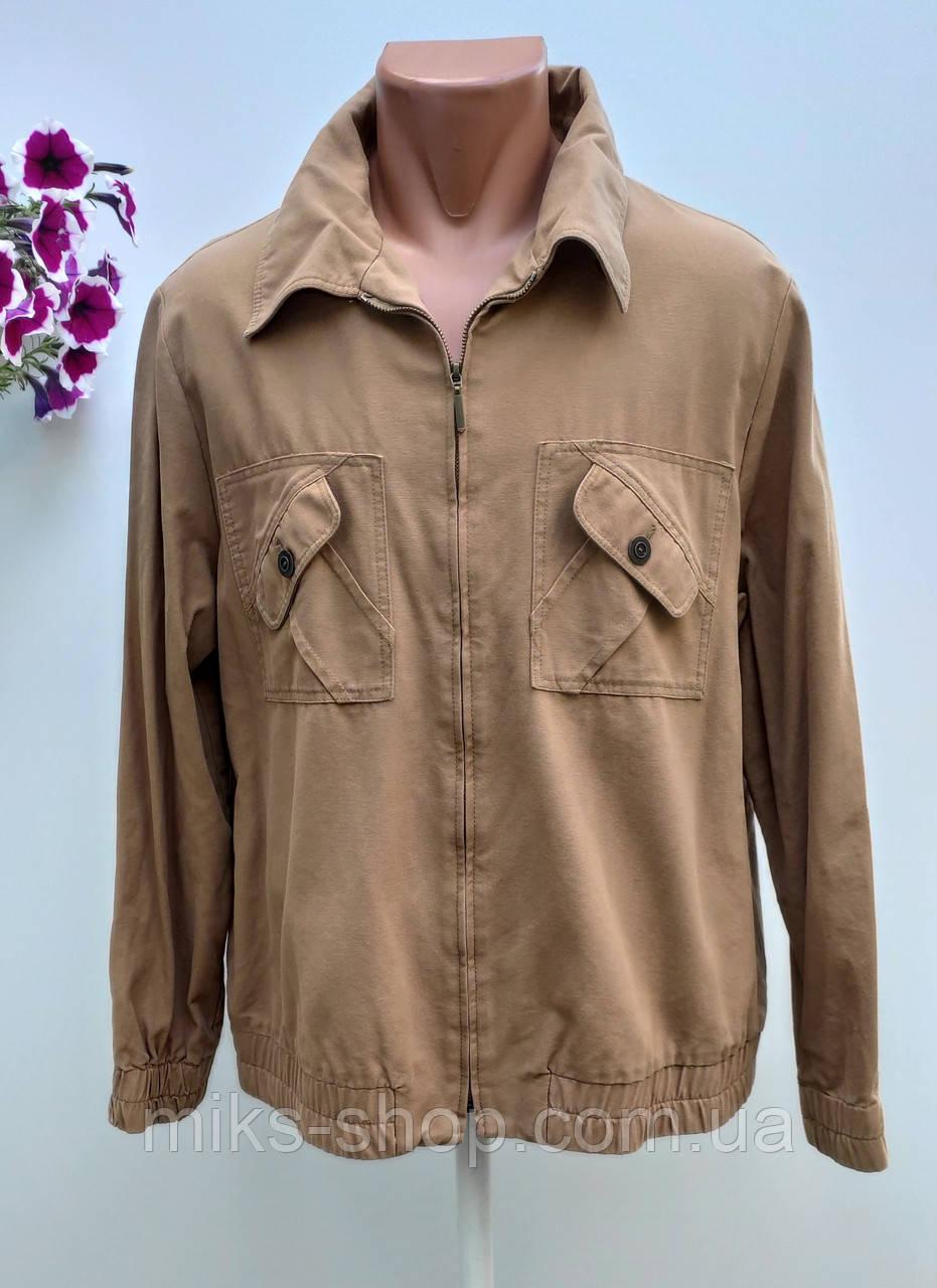 Мужская куртка ветровка размер наш 58 (Р-45)