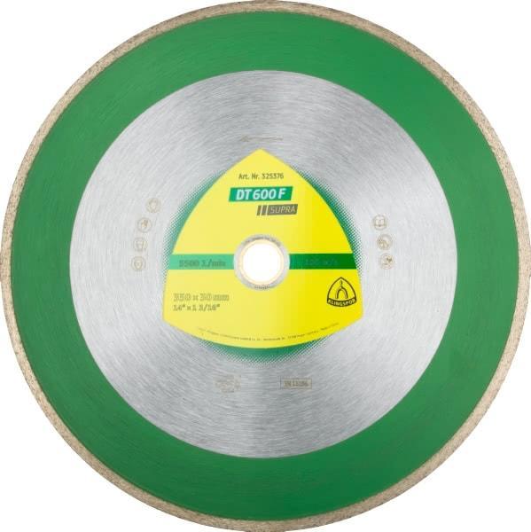 Диск алмазний DТ 600 F 180 х 1,6 х 30 мм 1,6 х 7 мм замкнутий обідок(плитка)