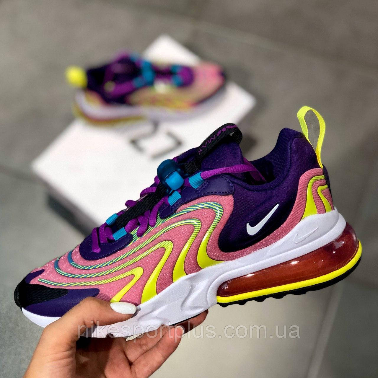КРОССОВКИ W AIR MAX 270 REACT ENG CK2595-500