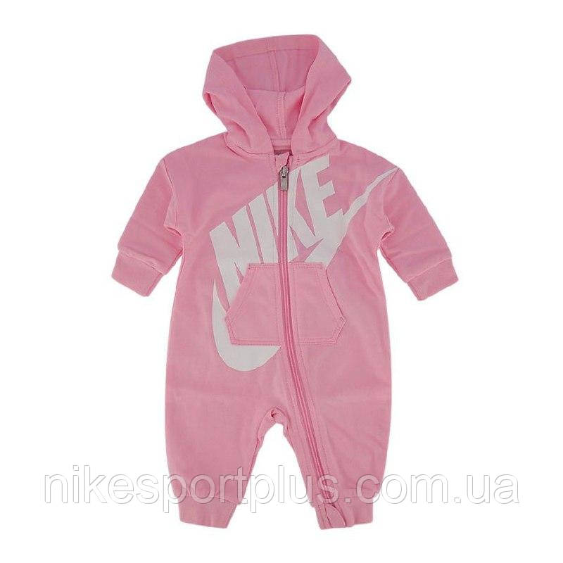КОМБИНЕЗОН BABY FRENCH TERRY ALL DAY PLAY COVERALL 5NB954-A8F