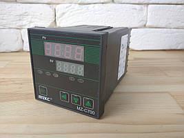 Цифровой ПИД-регулятор температуры MZ-C700-M*EN (релейный выход)