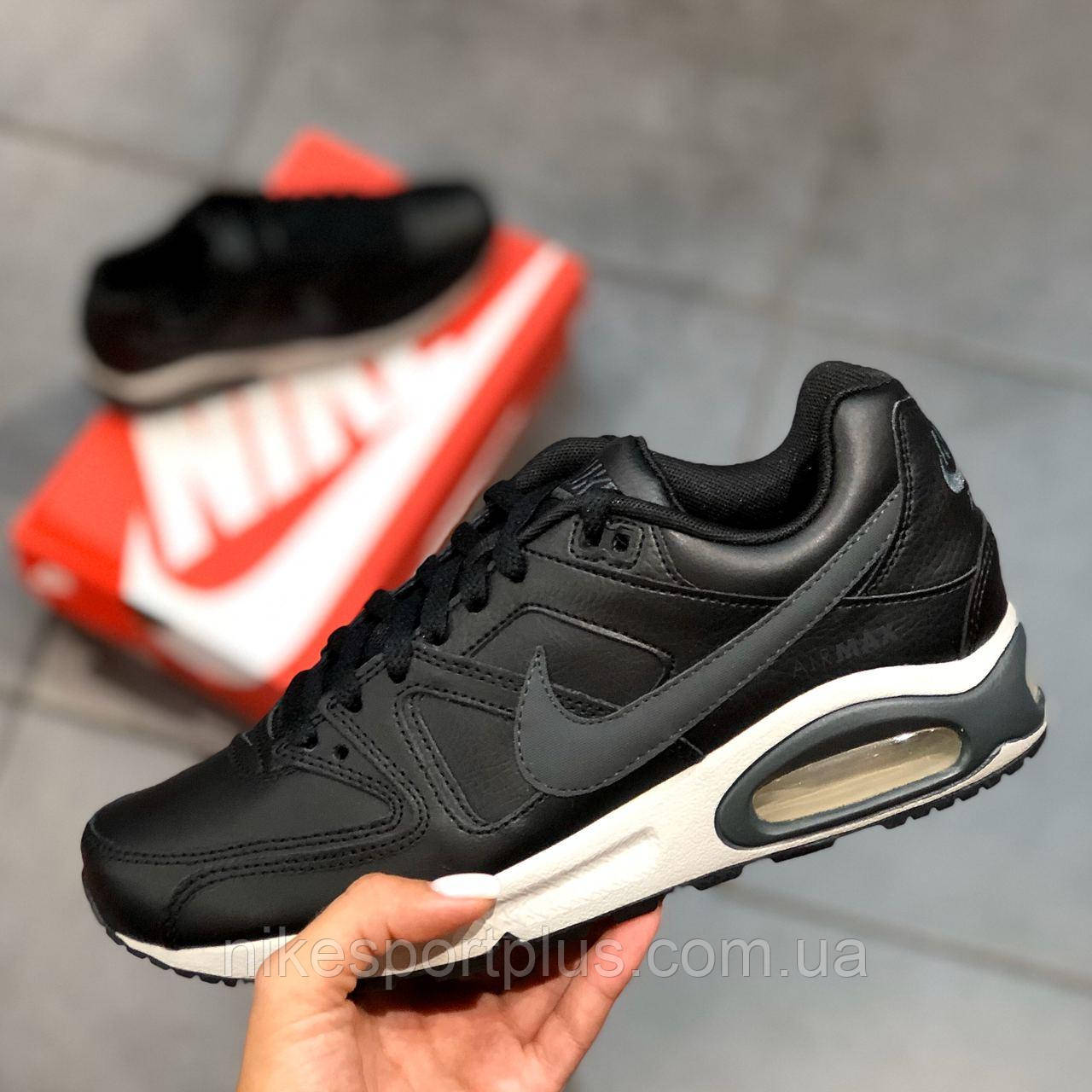 КРОССОВКИ NIKE AIR MAX COMMAND LEATHER 749760-001