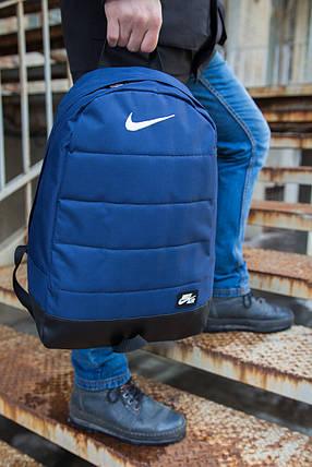 Рюкзак  Nike AIR (Найк) синий, фото 2