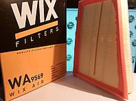 Воздушный фильтр 1.5dCi Renault Kangoo 2  WIX  WA9569
